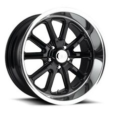 20x9.5 Us Mag Rambler U121 5x5.0 ET1 Gloss Black Wheels (Set of 4)