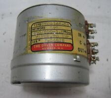Daven Model SPEC 2156-2G 600ohm Stepped Pot / Attenuator