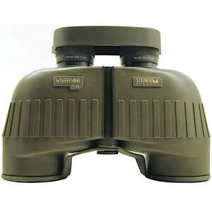 Steiner warrior 7x50 binoculars Military Marine Olive Rugged Auto Focus Hunting