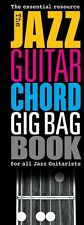 The Jazz Guitar Chord Gig Bag Book - Book NEW 014043743