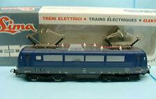 15855 LIMA / ITALY / LOCOMOTIVE ELECTRIQUE DB AEG 410 001 HO 1/87