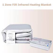 1Zone FIR Infrared Heating Body Health Detox Sauna SPA Body Slim Fitness Blanket