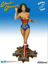 Wonder Woman Tweeterhead Statue Lynda Carter Maquette Super Powers IN STOCK