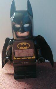Lego Batman Collectable Digital Alarm Clock