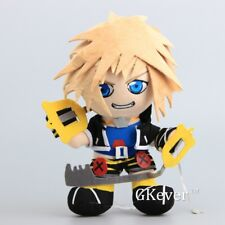 "Kingdom Hearts Character Sora 12"" Plush Doll Stuffed Anime Toy Figure"