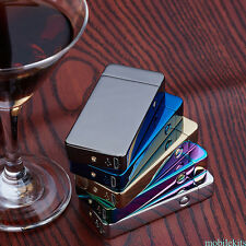 Windproof Mini USB Cigarette Cigar Electronic Lighter Recharge Metal Lighter New