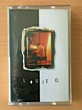 LOUIE OCAMPO PHILIPPINES OPM Cassette Tape