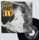 "Vinyle 45T Françoise Hardy ""V.I.P."""