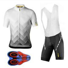 Team Cycling Jerseys Bike Wear clothes Quick-Dry bib gel Sets