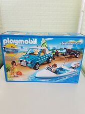 Playmobil surfeur Pickup with vedette Play Set with action figures (6864)