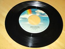 MERLE HAGGARD - THE WAY I AM  B/W - WAKE UP  VG+   1980