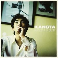 KANGTA Kangta & Best TAIWAN CD + DVD