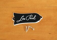 Truss rod cover para Gibson ® LP les paul new style all models replace Black pg