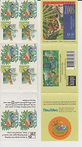 1994 Australia, Zoos Endangered Species, SG SB86, Booklet, MNH