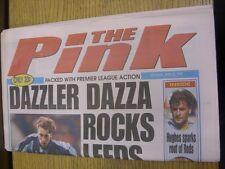 25/04/1998 COVENTRY evening Telegraph il rosa: principali titolo recita: furono DAZ