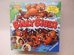 RAVENSBURGER - BILLY BIBER - HEY, FINGER WEG VON MEINEM HOLZ! - GROSSER KARTON!