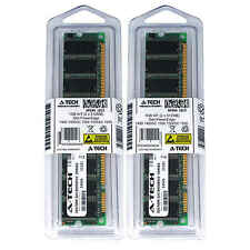 1GB KIT 2 x 512MB Dell PowerEdge 1400 1400SC 1500 1500SC 1550 1650 Ram Memory