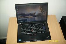 """LENOVO Thinkpad T520 15"""" Laptop durevole ideale per le aziende/studente. i5 4GB RAM"""