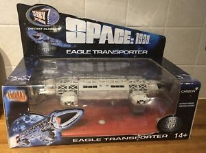 Rare Gerry Anderson Space 1999 Eagle Transporter Product Enterprise 2003 New