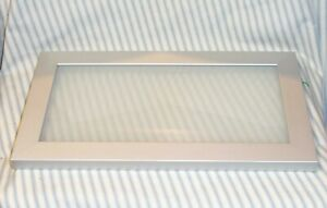 """IKEA Vattern Nygrund 001.111.02 17265 15-5/8 x 8-3/4"""" Glass Frosted Drawer Panel"""