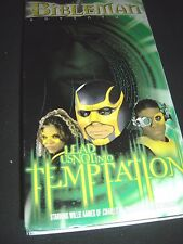 The Bibleman Adventure Lead Us Not Into Temptation (VHS)