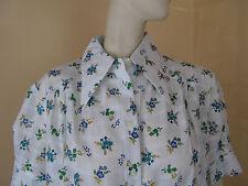 "Damen Bluse 70er neuwertig OVP True Vintage ""alter Lagerbestand"" NOS blouse 70s"