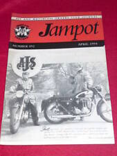 JAMPOT - AJS & MATCHLESS - April 1994 # 492