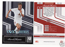 2007 DONRUSS ELITE BRANDI CHASTAIN CARD #81  USA SOCCER GOLD MULTIPLES AVAILABLE