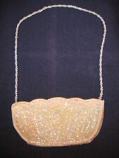 Vintage Evening Bag,  Bead & Sequin