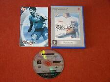 Pro evolution soccer 2 platinum / Pal - Uk / PS2