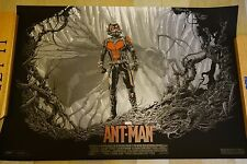 Ken Taylor Ant Man Variant Print Mondo 2016 San Diego Comic Con