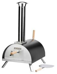 NEUSTEIN Outdoor Pizzaofen XQ3000 B-WARE mit starken Gebrauchsspuren / Stein neu