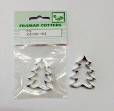 Cake Decorating Metal 119b árbol de Navidad Framar Cortadores