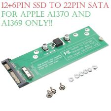 SSD to SATA Adapter Converter Card for 2010 2011 Apple MacBook Air A1370 A1369