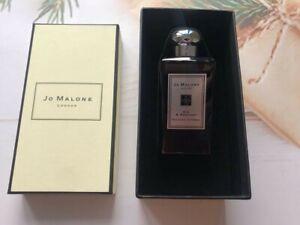 Jo Malone London Oud & Bergamot Cologne Intense 3.4 Oz | 100 ml, New, Sealed