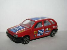 Bburago Fiat Tipo Rally Car Red 1:43