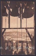 BRESCIA CITTÀ 85 CAMPANILE Cartolina viaggiata 1935