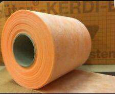 Schluter KERDI-KEBA 125mm l'impermeabilizzazione di tenuta Band affondando Roll comprare per metro
