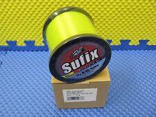 Sufix Elite 10 lb Hi-Vis Yellow Fishing Line 3000 yd Spool #661-310Y
