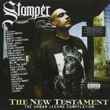 Stomper The New Testament CD New Nuevo