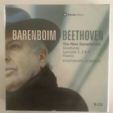 Barenboim beethoven the nine symphonies cd neuf sous blister