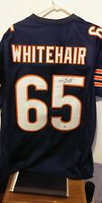 Chicago Bear Cody Whitehair Autographed Blue Jersey