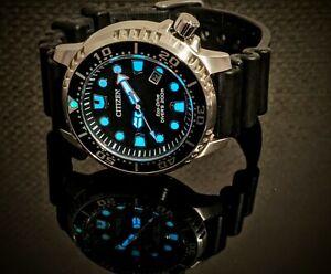 Citizen BN0150-28E Promaster Diver Men's Watch - Black ECO-DRIVE