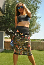 Zara Floral Tube Skirt Size Small