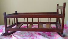 Old Handmade Doll Cradle