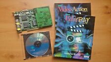 Vintage DPS EditBAY Windows Video Capture & Editing Card, Software & Manuals.