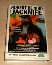 VHS - Jacknife - Robert De Niro - Action 1988 - Videofilm - Videokassette