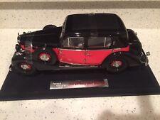 1935 Maybach SW35 Spohn Hardtop 1:18 Signature Models 38208