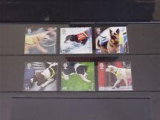 Dogs Decimal Great Britain Commemorative Stamps (2000s)