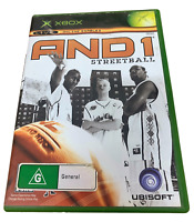 And 1 Streetball XBOX Original PAL *Complete*